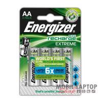 Elem Energizer Akkumulátor AA HR6 1,2V 2300mAh (4db/csomag)