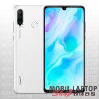 Huawei P30 Lite 128GB dual sim fehér FÜGGETLEN