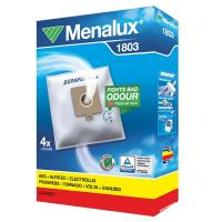 Menalux 1803 4 db-os szintetikus porzsák szett