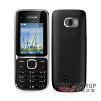 Nokia C2-01 fekete FÜGGETLEN