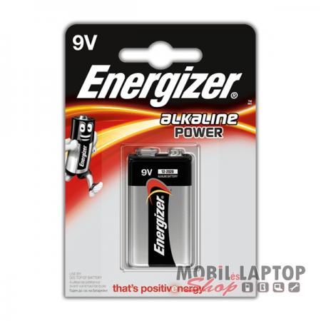 Elem Energizer 9V 6LR61 (1db/csomag)