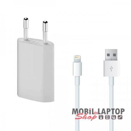 Hálózati töltő Apple iPhone 5 / 5C / 5S / 6 / 6s / SE / 7 / 8 / X