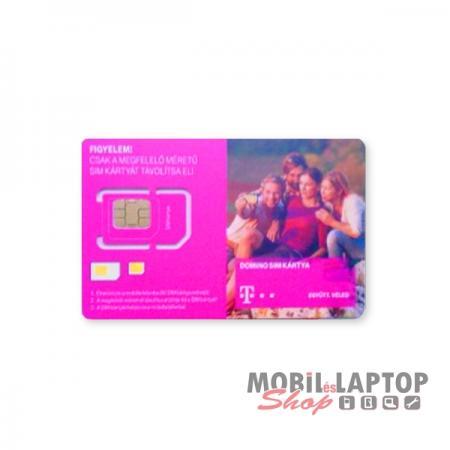 SIM kártya Telekom REGISZTRÁLATLAN 600Ft lebeszélhető